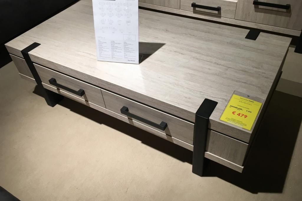 Table basse Giant